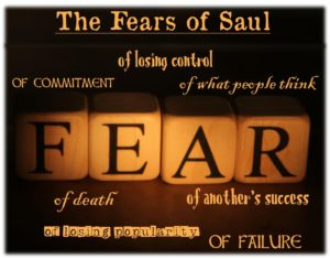 The Fears of Saul