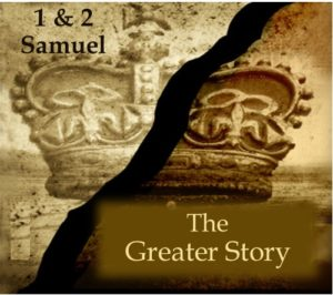 The Greater Story logo